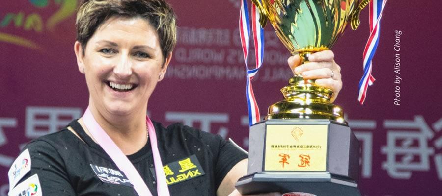 Kelly Fisher - World Champion