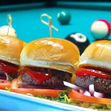 Sliders - Megabucks Amateur Pool League