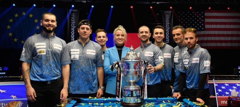 Mosconi Cup Winners 2020