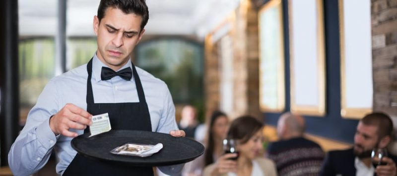 why you should tip your server